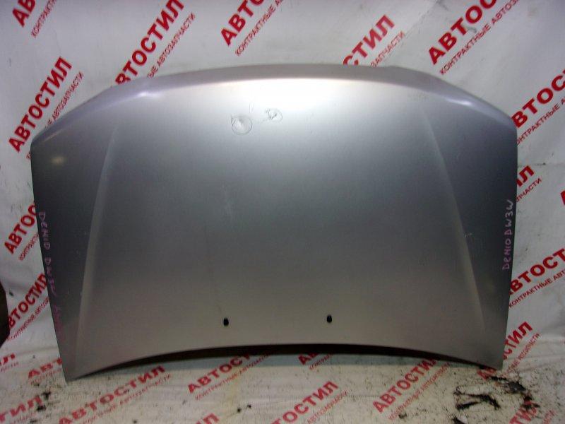Капот Mazda Demio DW3W, DW5W B5 2001
