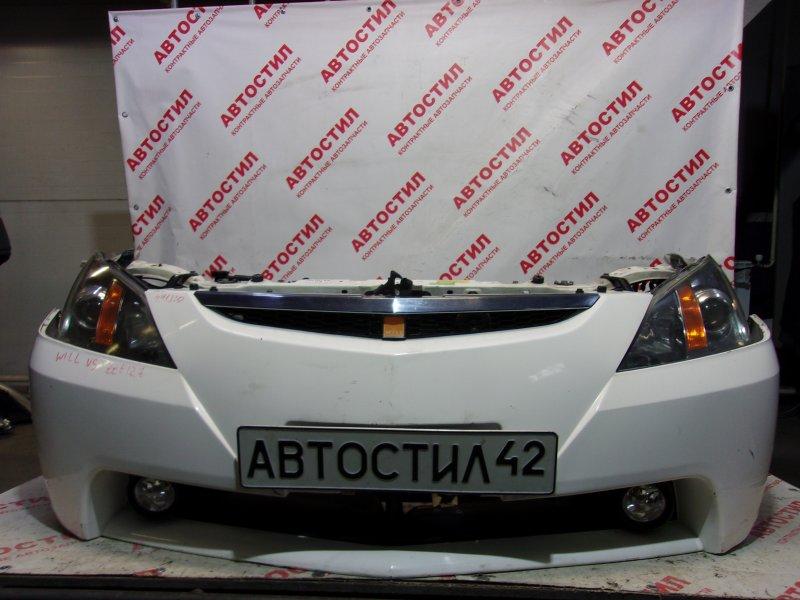 Nose cut Toyota Will Vs NZE127, ZZE127, ZZE128, ZZE129 1ZZ 2003