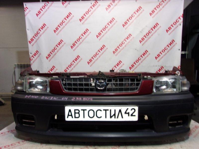 Nose cut Mazda Demio DW3W, DW5W B3 1997