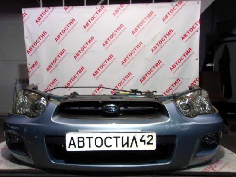 Nose cut Subaru Impreza GG2, GG3, GG9, GGA,GDC, GDD, GD2, GD3,GGC EJ15 2003