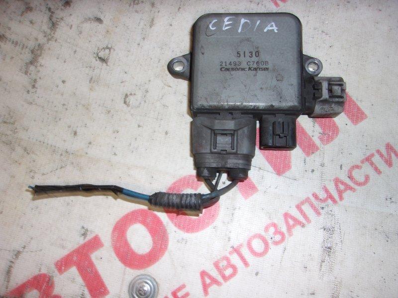 Блок управления вентилятором охлаждения двс Mitsubishi Lancer Cedia CS6A,CS2A, CS5A,CS5W,CS2W,CS3A 4G15 2001
