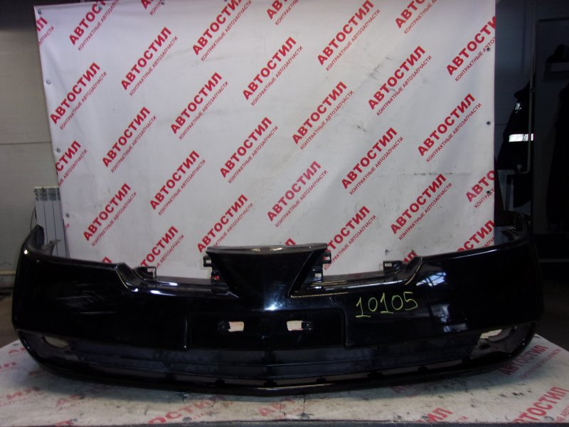 Бампер Nissan Primera HP12, RP12, TNP12, TP12, QP12,WHP12, WRP12, WTNP12, WTP12 QG18 2002 передний