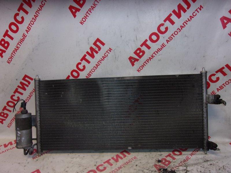 Радиатор кондиционера Nissan Bluebird Sylphy TG10, FG10, QNG10, QG10 QG18 2001