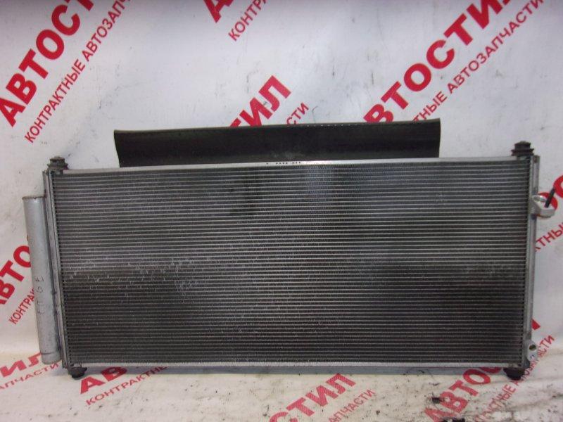 Радиатор кондиционера Honda Fit GE6, GE7, GE8, GE9,GP1 L15A 2008