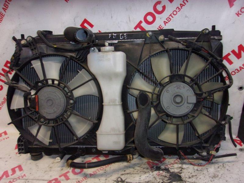 Радиатор основной Honda Fit GE6, GE7, GE8, GE9,GP1 L15A 2008