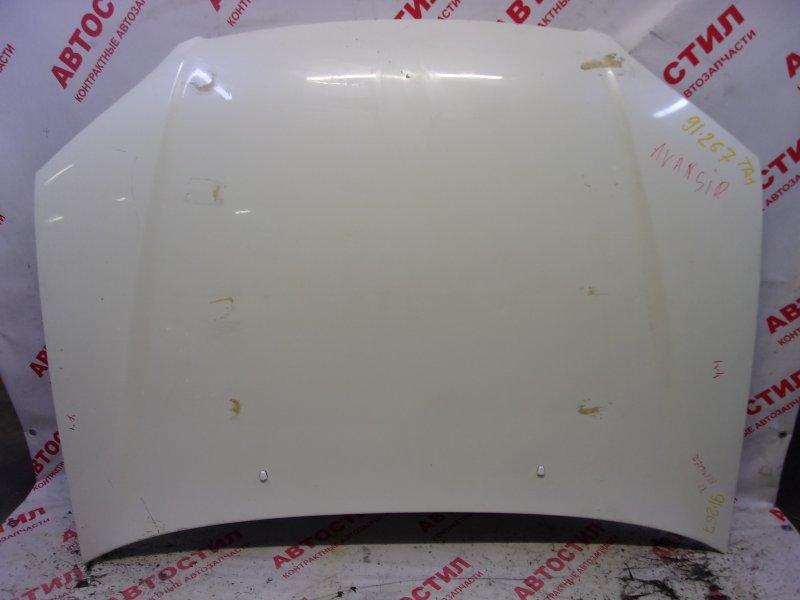 Капот Honda Avancier TA1, TA2, TA3, TA4 F23A 1999