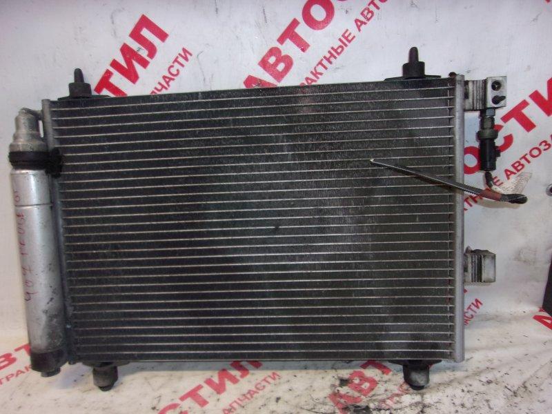Радиатор кондиционера Peugeot 407 6E ES9A 2006