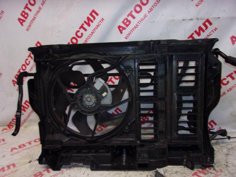 Диффузор радиатора Peugeot 407 6E ES9A 2006