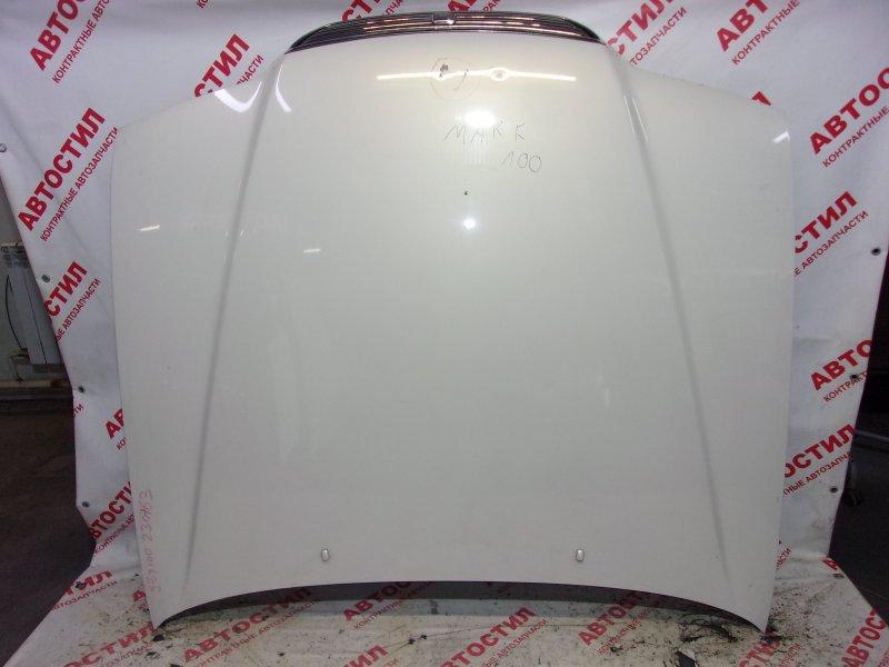 Капот Toyota Markii GX100, GX105, JZX100, JZX101, JZX105, LX100 1G 1998