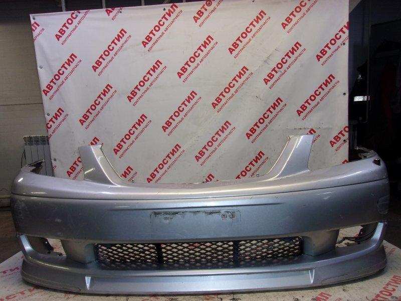 Бампер Mazda Mpv LWFW, LW3W,LW5W FS 2000 передний