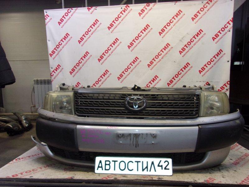 Nose cut Toyota Probox NCP50V, NCP51V, NCP55V, NCP52V, NLP51V,NCP58G, NCP59G 1ND 2005