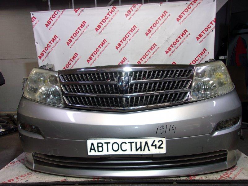 Nose cut Toyota Alphard ATH10W, ANH10W, ANH15W, MNH10W, MNH15W 2AZ 2002-2005
