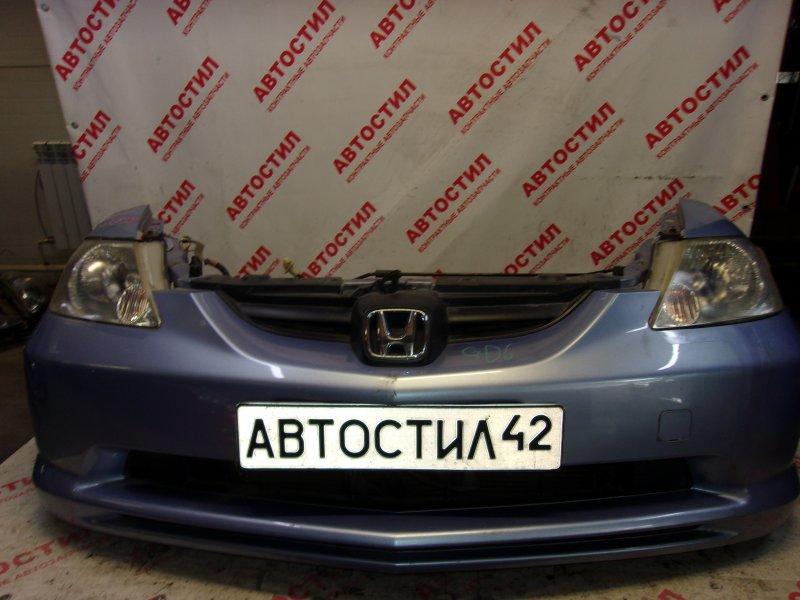Nose cut Honda Fit Aria GD6, GD7, GD8, GD9 L15A 2002-2005