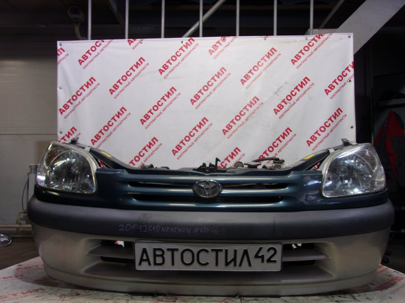 Nose cut Toyota Raum EXZ10, EXZ15 5E 1997