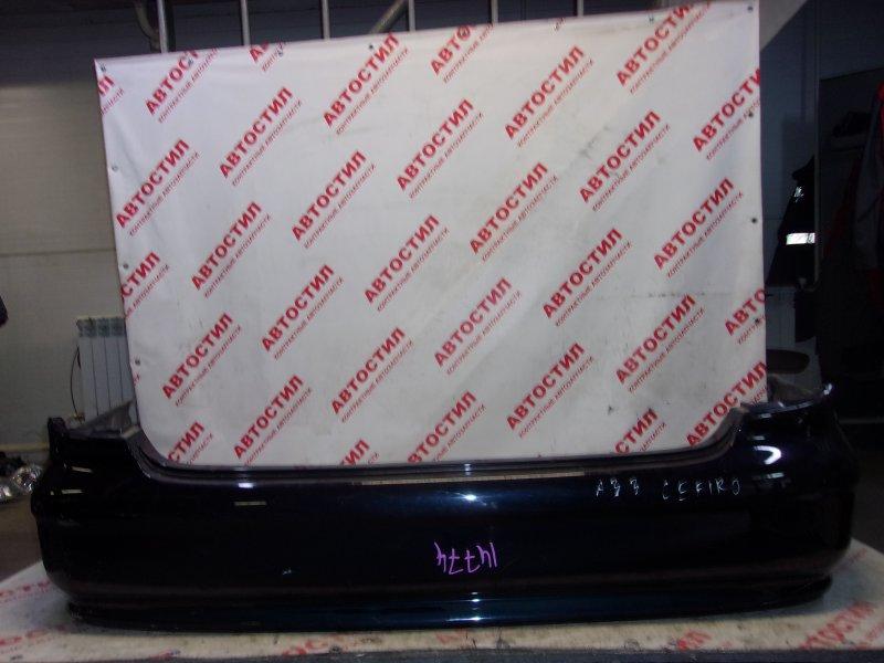 Бампер Nissan Cefiro A33, PA33 VQ20 1999 задний