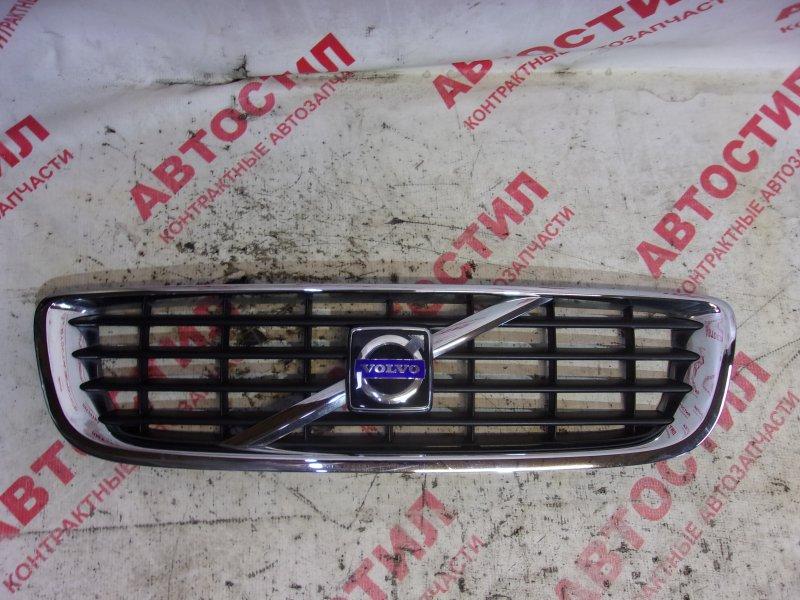 Решетка радиатора Volvo S40 MS38 B5244S5 2008
