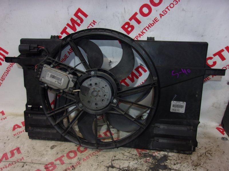 Диффузор радиатора Volvo S40 MS38 B5244S5 2008