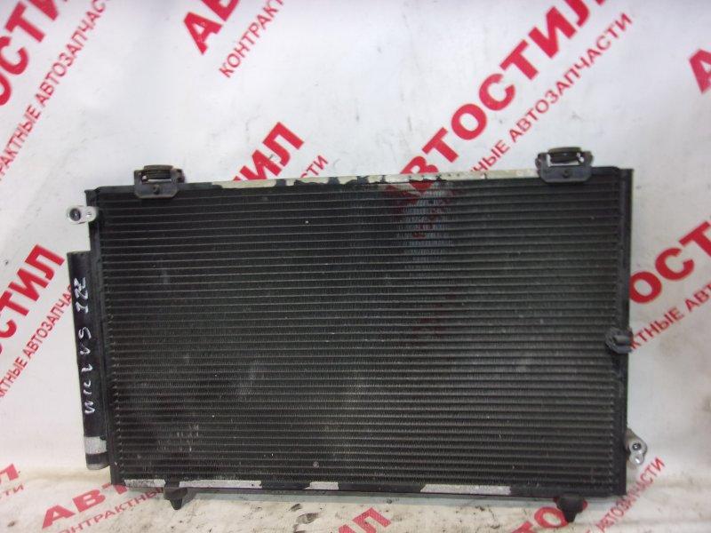 Радиатор кондиционера Toyota Will Vs NZE127, ZZE127, ZZE128, ZZE129 1ZZ 2003