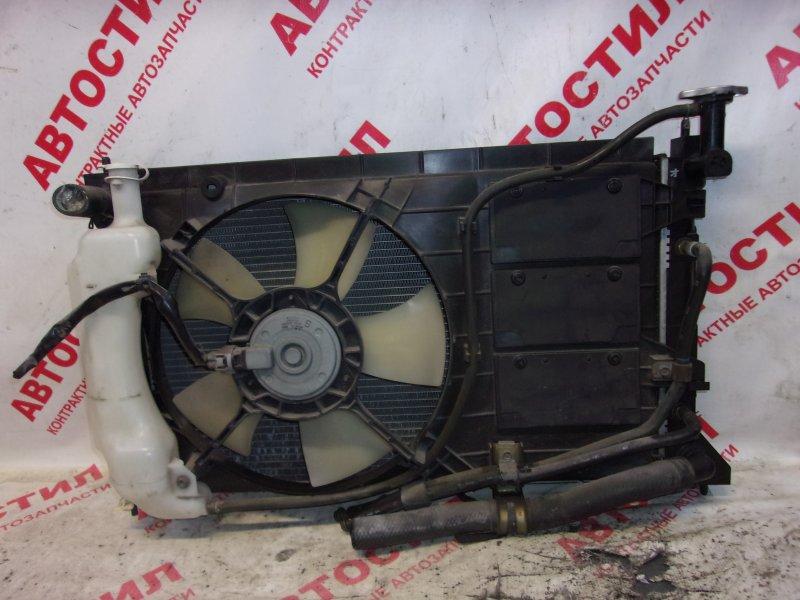 Радиатор основной Mitsubishi Colt Z25A, Z26A, Z27A, Z28A,Z23A, Z22A, Z24A,Z27AG, Z21A 4A19 2003