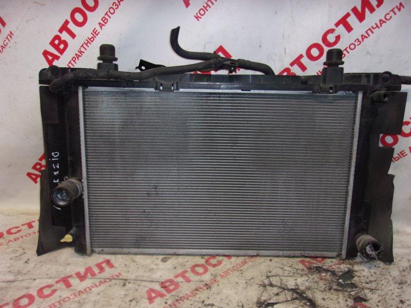 Радиатор основной Toyota Mark X Zio ANA10, ANA15, GGA10 2AZ 2007-2011
