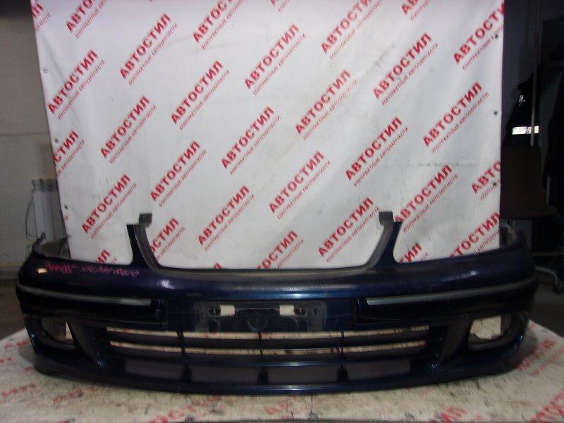 Бампер Nissan Bluebird Sylphy TG10, FG10, QNG10, QG10 QG18 2002 передний