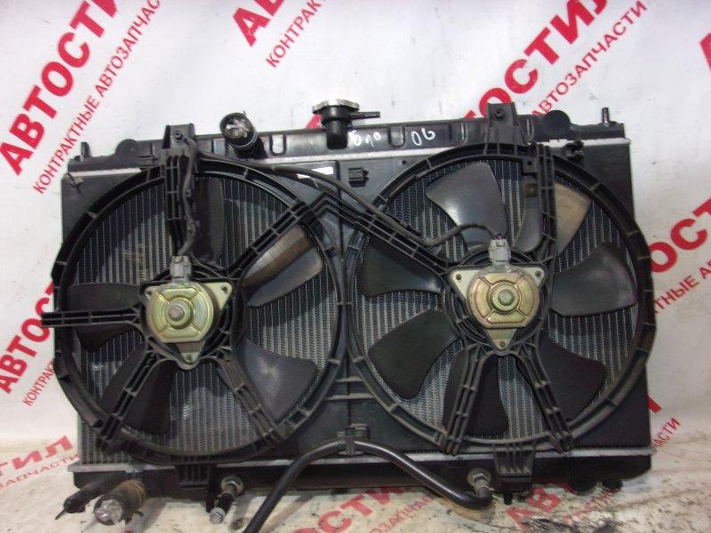 Радиатор основной Nissan Bluebird Sylphy TG10, FG10, QNG10, QG10 QG18 2002