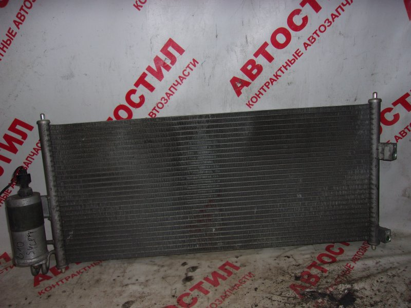 Радиатор кондиционера Nissan Bluebird Sylphy TG10, FG10, QNG10, QG10 QG18 2002