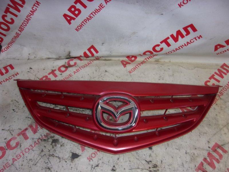Решетка радиатора Mazda Atenza GG3P, GGEP,GY3W, GYEW,GG3S, GGES LF 2003