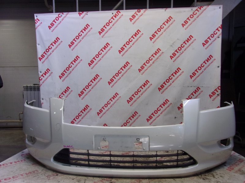 Бампер Toyota Mark X Zio ANA10, ANA15, GGA10 2AZ 2007-2011 передний