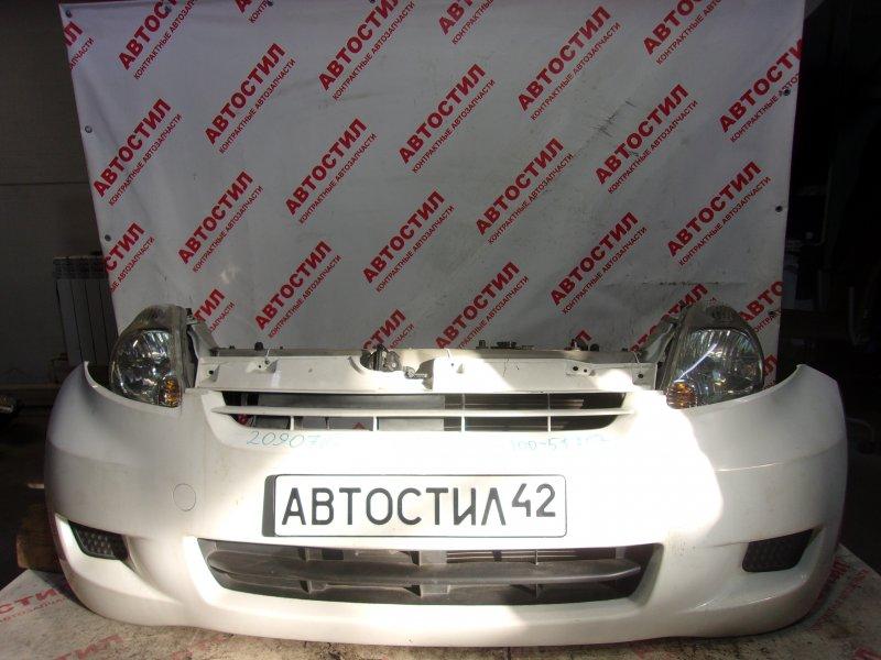 Nose cut Toyota Passo KGC10, KGC15,QNC10 1KR 2008