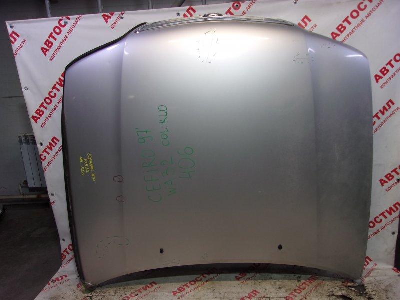Капот Nissan Cefiro A32, HA32, PA32,WA32, WHA32, WPA32 VQ20 1996