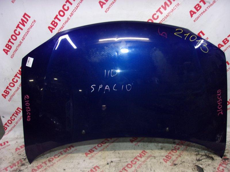 Капот Toyota Spacio AE111N, AE115N 4A 1998