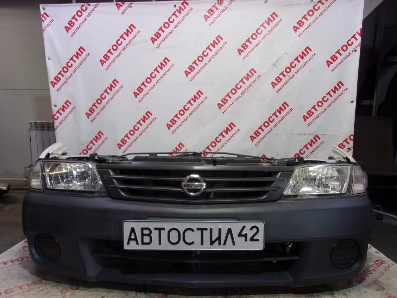 Nose cut Nissan Ad VFY11, VY11, VHNY11, VGY11, VENY11, VEY11 QG15 2005