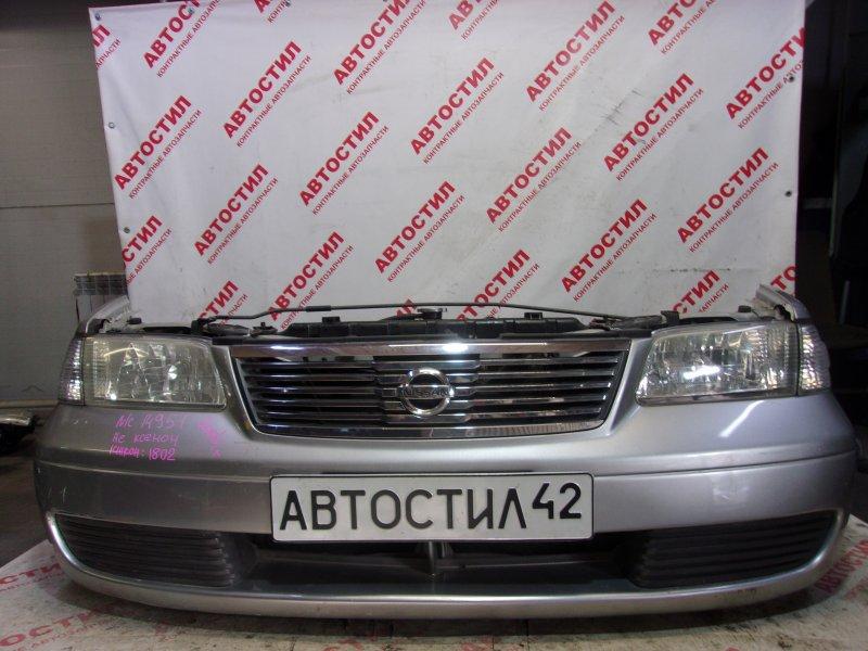Nose cut Nissan Sunny B15, FB15, FNB15, JB15, QB15, SB15 QG15 2004