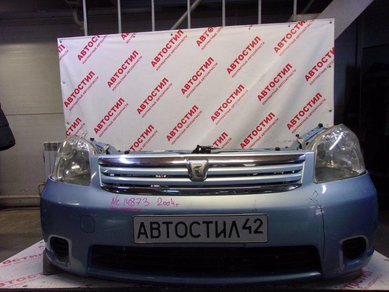 Nose cut Toyota Raum NCZ20, NCZ25 1NZ 2005