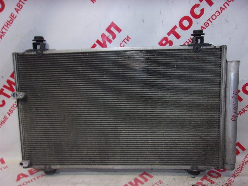 Радиатор кондиционера Toyota Prius NHW20 1NZ-FXE 2006