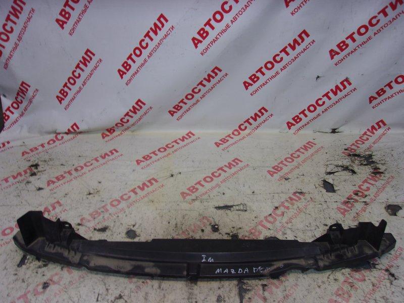 Защита бампера Mazda Demio DE3AS, DE3FS, DE5FS, DEJFS ZJ 2008 передняя