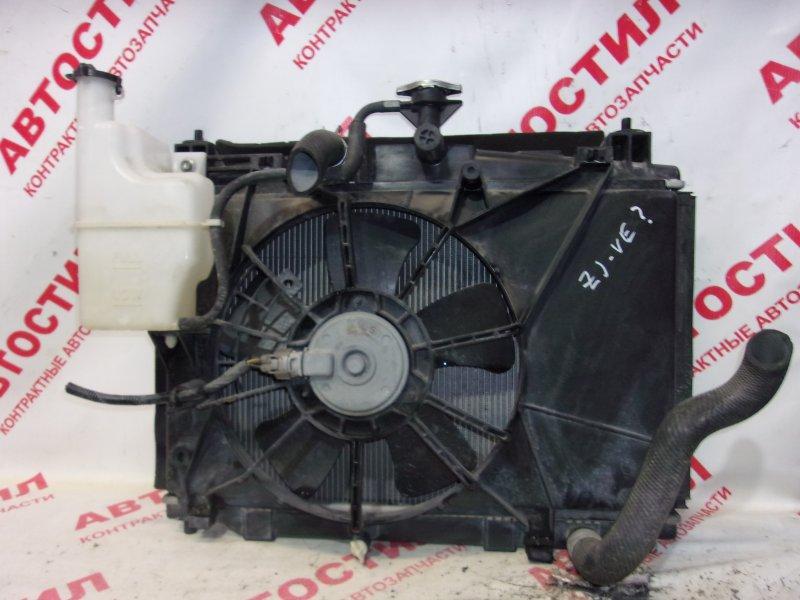 Радиатор основной Mazda Demio DE3AS, DE3FS, DE5FS, DEJFS ZJ 2008