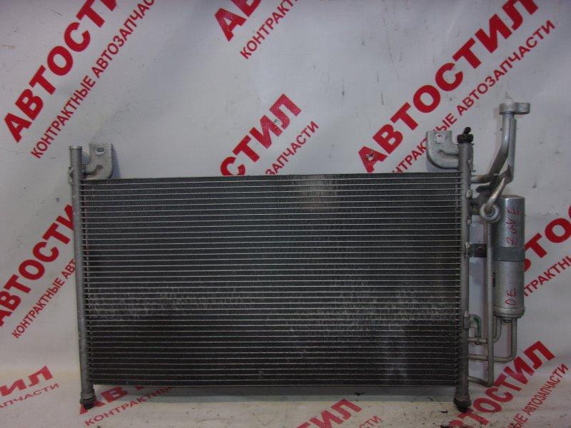 Радиатор кондиционера Mazda Demio DE3AS, DE3FS, DE5FS, DEJFS ZJ 2008