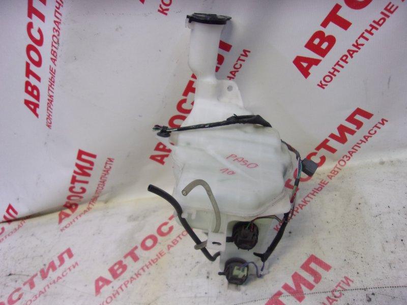 Бачок стеклоомывателя Toyota Passo KGC10, KGC15,QNC10 1KR 2005