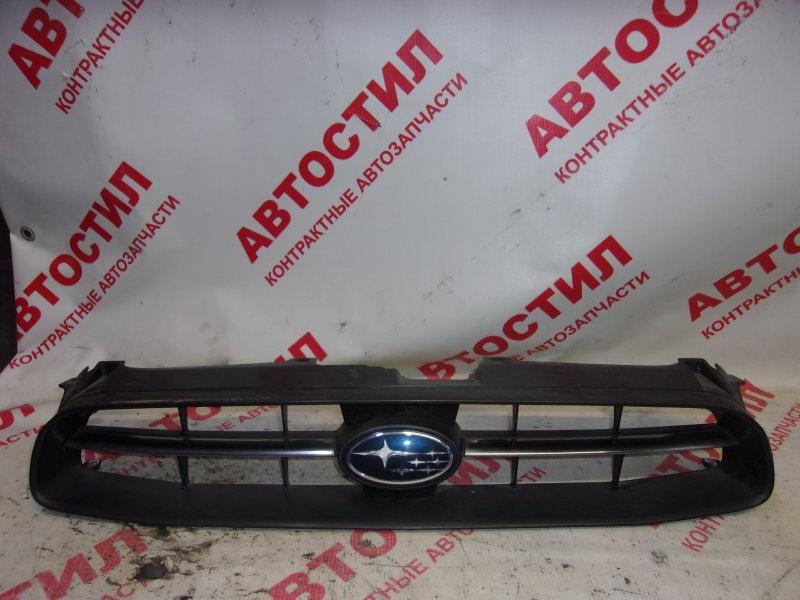 Решетка радиатора Subaru Impreza GG2, GG3, GG9, GGA,GDC, GDD, GD2, GD3,GGC EJ15 2003