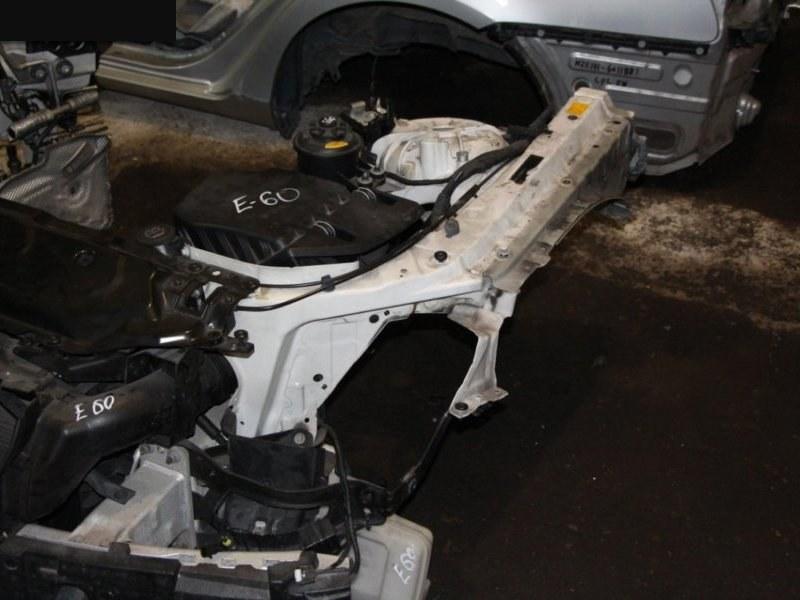 Лонжерон Bmw 525I. 525 E60 2005 передний левый