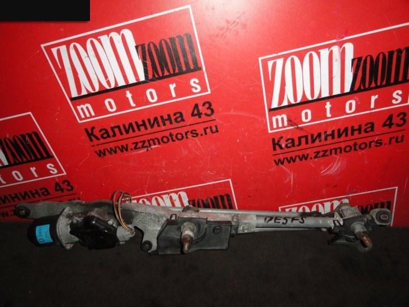 Привод (мотор) стеклоочистителей Mazda Demio DE3FS 2008