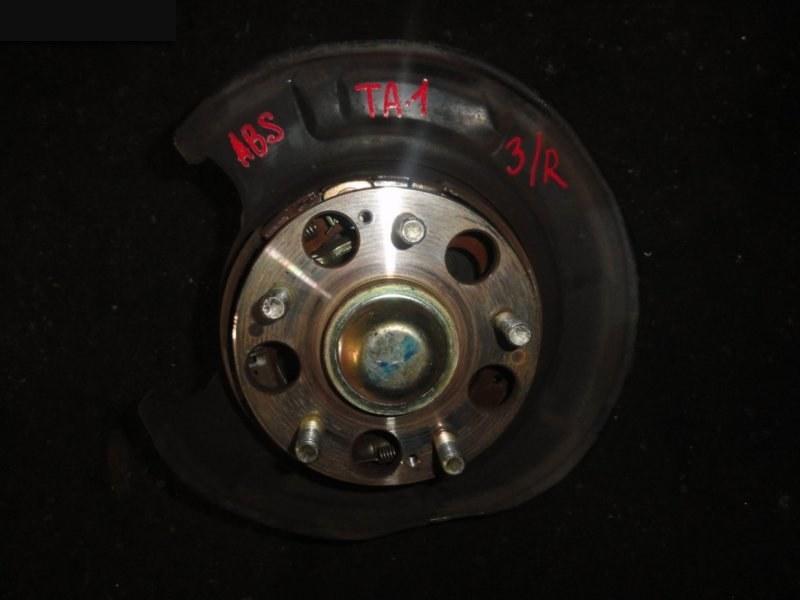 Ступица Honda Avancier TA1 F23A 1999 задняя правая