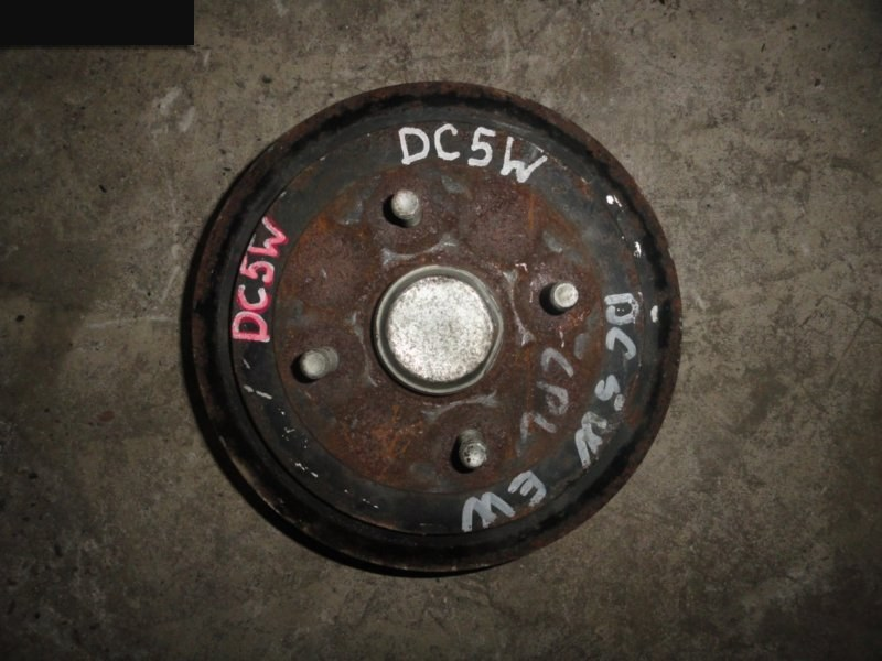 Ступица Mazda Verisa DC5W 2004 задняя правая