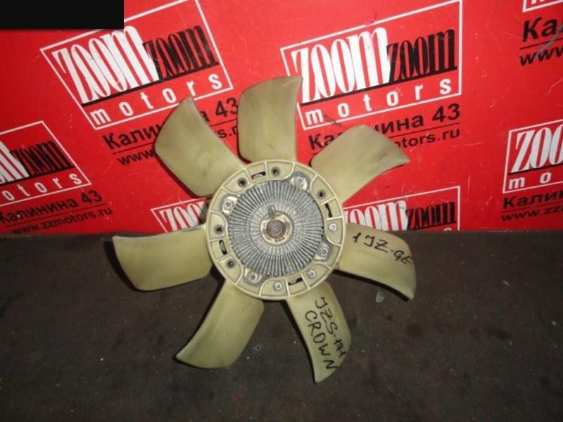 Вискомуфта вентилятора радиатора Toyota Crown JZX171 1JZ-GE