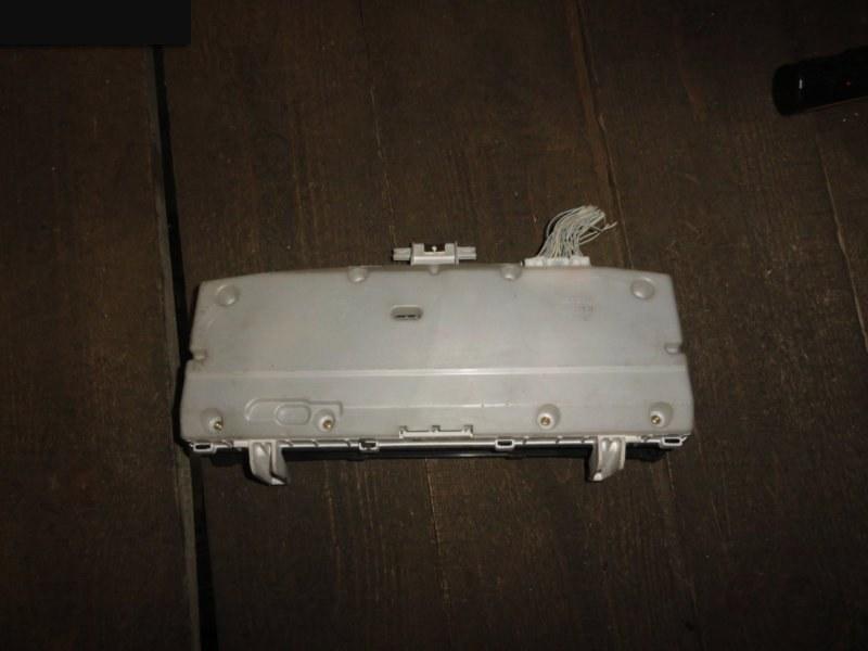 Комбинация приборов (спидометр) Toyota Allex NZE121 2001