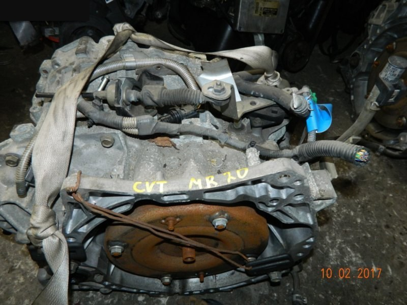 Акпп Nissan Serena C25 MR20DE 2005 RE0F10A-GB54