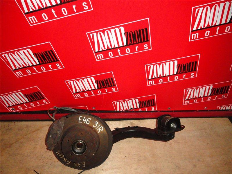 Ступица Bmw 325I E46 1998 задняя правая