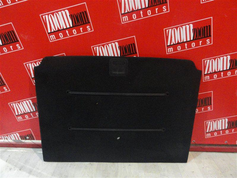 Пол багажника Bmw 528 E39 1999 задний